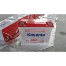 Una batería de plomo más larga de la batería del triciclo de la vida 12V 150ah 6-Dg-150 de la vida de servicio