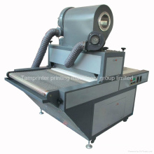 TM-AG900 Automatic Gold Powder Coating Glitter Machine for Greeting Card