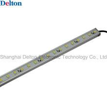 Barre lumineuse LED à courant constant SMD5050 pour l'utilisation de l'armoire et de la vitrine