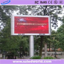 Tablero al aire libre de la muestra de la pantalla LED P10 SMD3535 para hacer publicidad