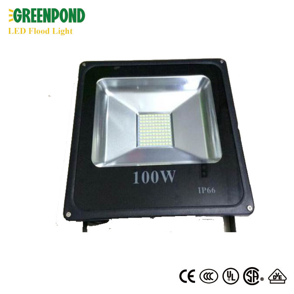 100W Factory Price LED Flood Light