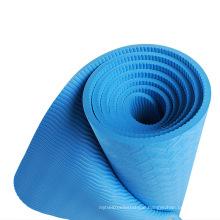 Wholesale Price TPE Yoga Mat Non Slip Multi Colors Eco Friendly Exercise Cushion