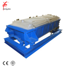 Silica sand square swing vibrating screen machine