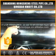 """ASTM A106B 4"""" SCH80 Tube"""