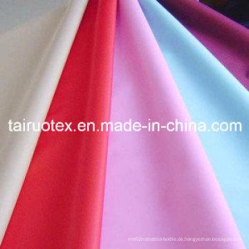 100 % Polyester Taft für Jacke Futterstoff