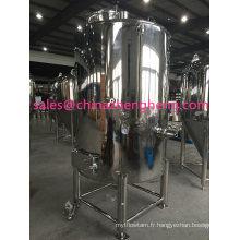 Réservoir de bière en acier inoxydable Brite