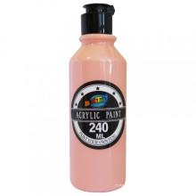 Pintura à pistola acrílica quente do látex da garrafa feita sob encomenda da pintura acrílica do amarelo da venda 180ML