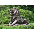Bronze Lion Sculpture For Garden Decoration