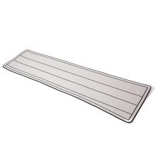 custom logo and size yacht grey  stripe anti dew  sheet boat  flooring carpet synthetic boats rubber flooring