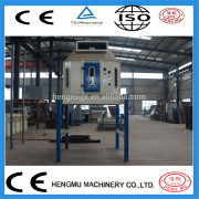 Factory Supply High Quality Feed Pellet Cooler machine for feed pellets/flat die feed pellet making machine