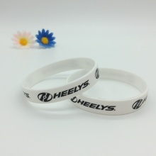 Free Sample Silicone Printing Bracelets