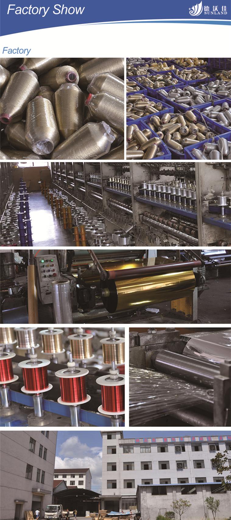 Metallic Yarn Factory