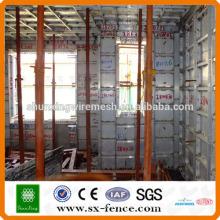 Système de coffrage en aluminium modulaire