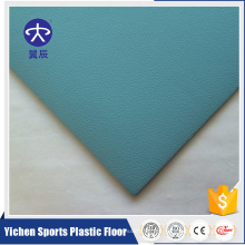 Suelo respetuoso del medio ambiente del PVC de la capa ULTRAVIOLETA para el piso de Kindergarten