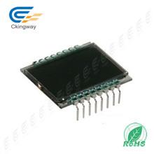 LCD monocromático de matriz 192X64 DOT