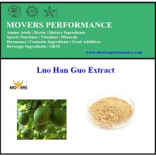 Extrait naturel de Luo Han Guo (Extrait de Momordica Grosvenori, Mogrosides)