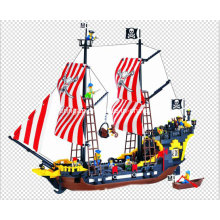 Piratas serie diseñador negro perla 870PCS bloque juguetes