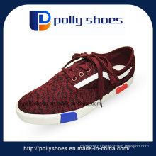 2016 последний обувь Мода Мужчины Холст обуви (Китай поставщиком)