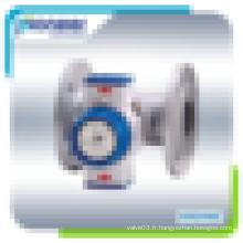 Interrupteur de débit mécanique Krohne DW183