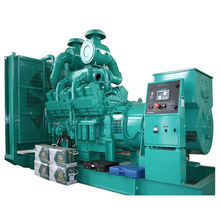 Power Equipment Cummins Power Plant Generator Set Prime Power 600kw