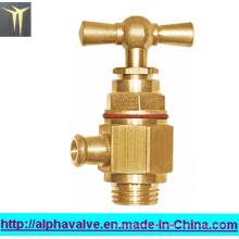 Messing-Winkelventil für Wasser (a. 0142)