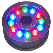 new product for 2014 led underwater light for pool 18w 24v