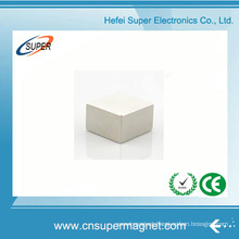 Permanent N48h Sinterd Block Neodymium Magnets