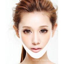 a pele facial de curvatura novo mascara a forma de v que levanta a máscara protetora magro