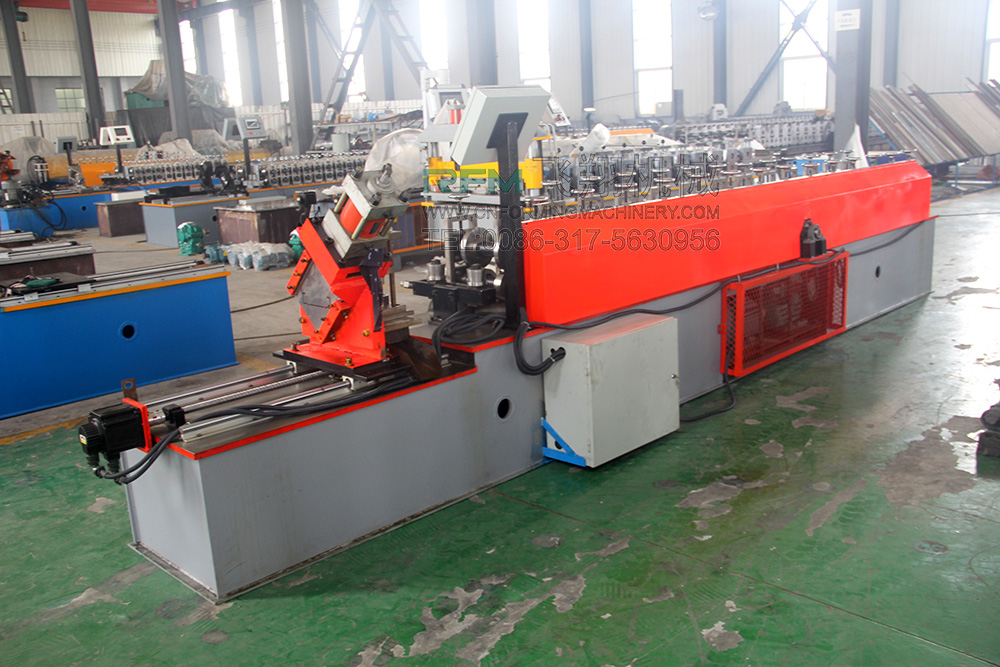 High Speed ​​Metal C / U Roll Forming Machine