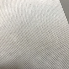 Tejido no tejido hilado 100% poliéster