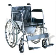 Cómoda silla de ruedas