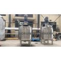 Оборудование для смешивания косметических средств / Емкость для смешивания шампуней / Вакуумный эмульгатор