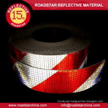 Truck Vehicle Adhesive Prismatic Reflective Vinyl Tape