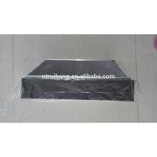 purificador de aire filtro de carbono y hepa principalmente eficiente / medio eficiente / filtro hepa