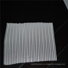 telas de malla de secador de espiral de poliéster para secado de máquina de papel