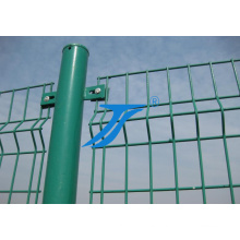 3D Bending PVC Coating Wire Mesh Fence