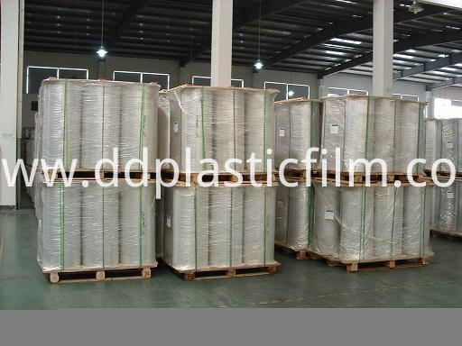 BOPP matte thermal film
