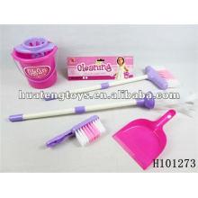 Nuevo estilo de herramienta de limpieza de plástico para las niñas con astm y en71 prueba H101273