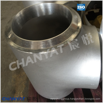 A403 (WP347, S34700) ASTM Stainless Steel Fitting Tee