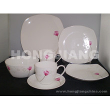 Bone China Dinner Set (HJ068003)