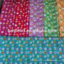 Vários linda Print T / C 32x12 40x44 Tela de flanela 120gsm TC