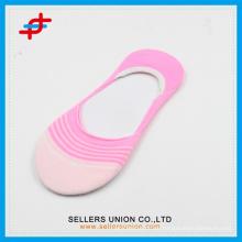 Neuer Stil Damen Massen-flachen Mund unsichtbare Socken