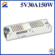 5V 30A 150W Slim LED Screen Power Supply