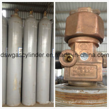 Empty Activated Cylinder with Electromagnetic Valve 10L