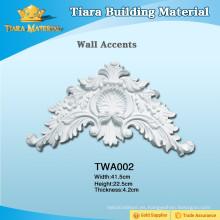 PU adornos de pared para la decoración de interiores