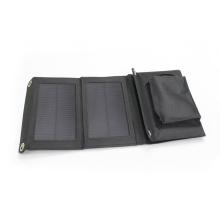 7W 3PCS Panels Водонепроницаемое складное солнечное зарядное устройство для мобильного телефона