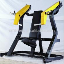 Fitnessgeräte kommerziell / Fahrräder zu verkaufen / Incline Brustpresse
