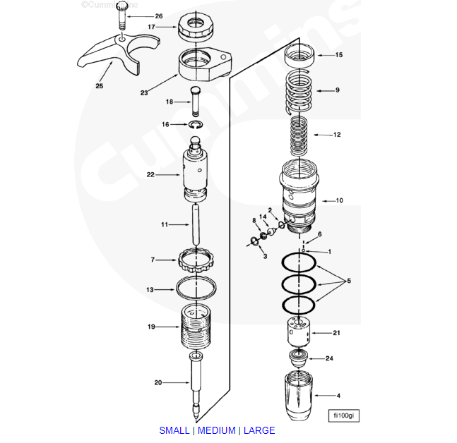cummins nt855 injector nozzle 3070615 3063227 china
