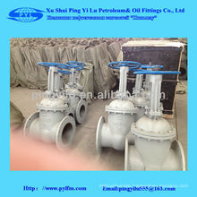 Russian Gost Gate valves oil and gas pipeline