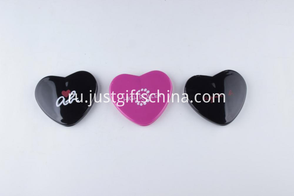 Promotional Heart Shapes Mirror
